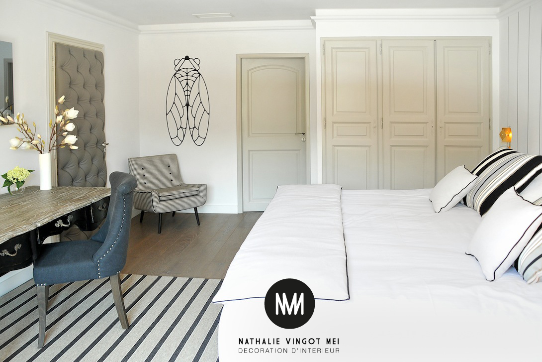 D co chambre provence for Maison et decoration chambre