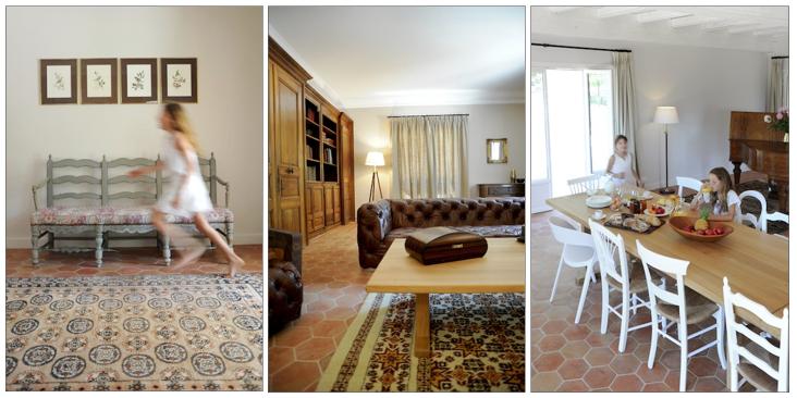 Blog architecte d 39 int rieur aix en provence nathalie for Decoration interieur mas provencal