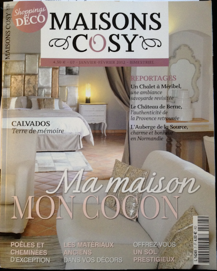 Nathalie vingot mei for Decoration maison cosy