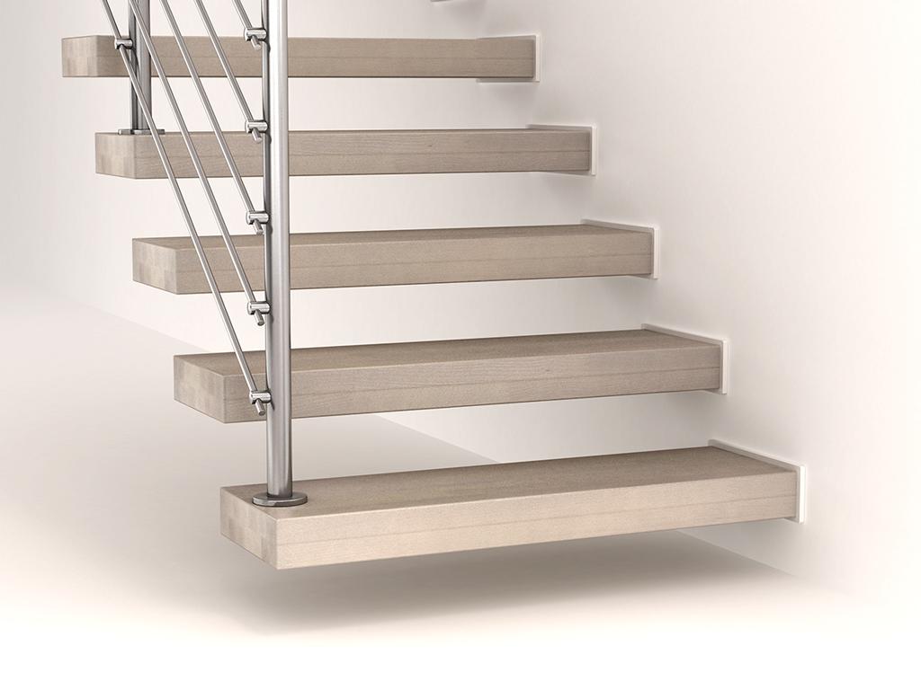Les escaliers l ments d coratifs dans la maison for Escalier colimacon gain de place
